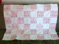 Girl Twin Quilt