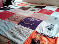 Foster Kids Quilt (Girl)
